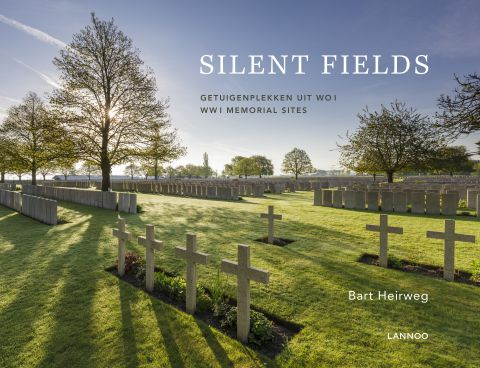 Silent Fields book cover