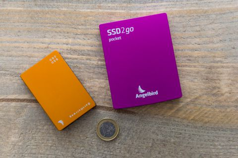 Angelbird SSD2go pocket