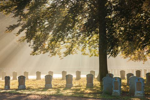 Belgian Military Cemeteray Houthulst